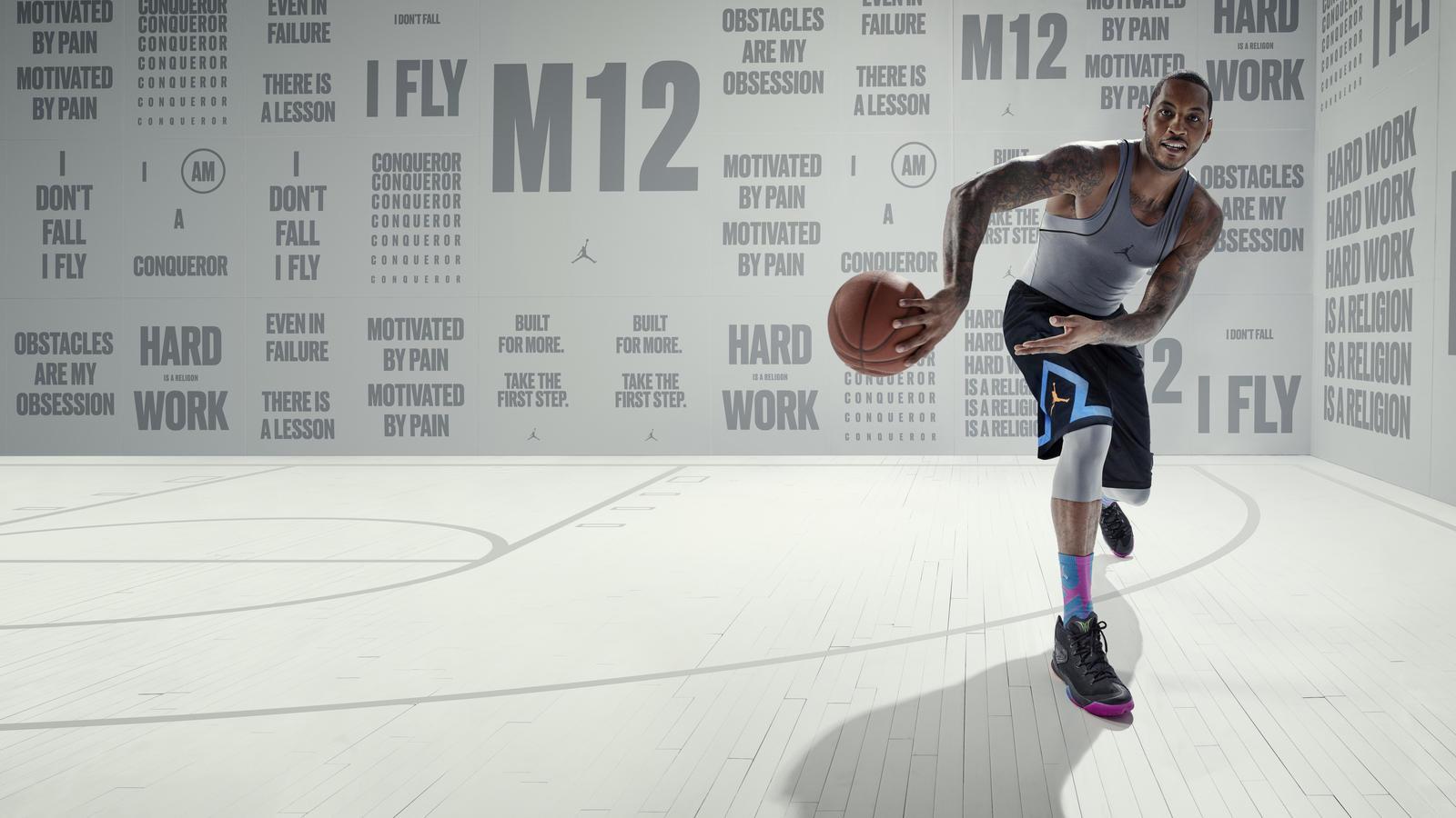Jordan Brand Melo M12 unveiled