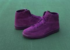 Air Jordan 2 Decon - Bordeaux
