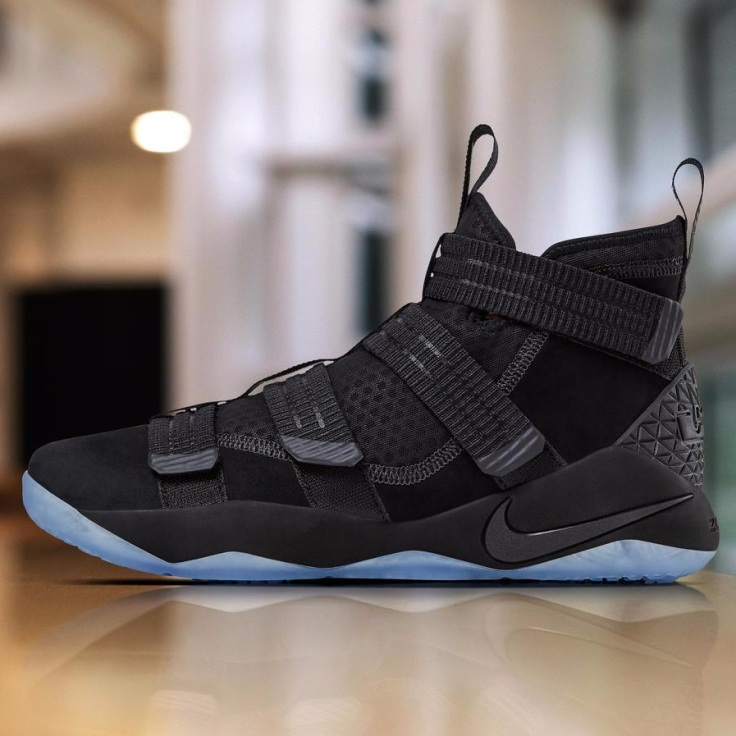 Nike Zoom LeBron Soldier 11 Black Prototype