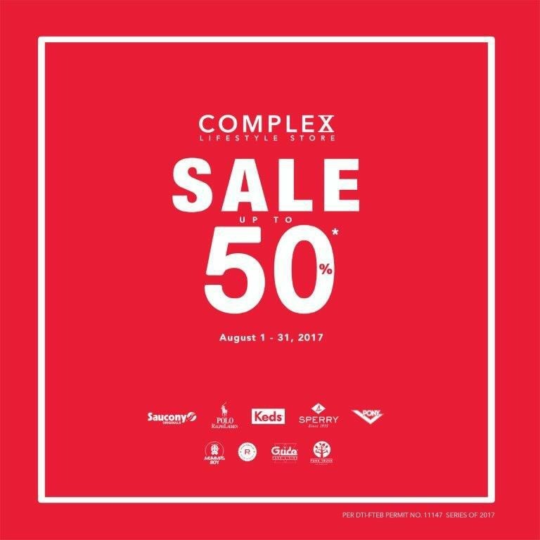 Complex Lifestyle Store