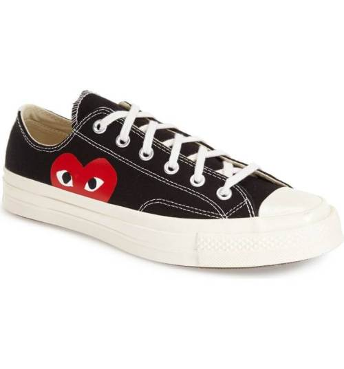 Black PLAY x Converse Chuck Taylor Low Top Sneaker Comme Des Garcons.jpg