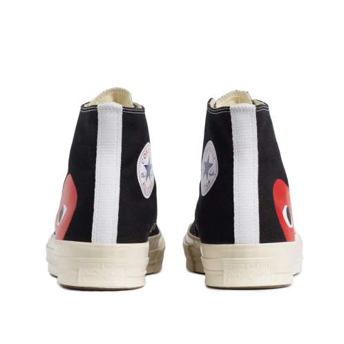 6f05f39bbf9e CDG Play x Converse collab for Chuck Taylor All Star 70s arrives in ...