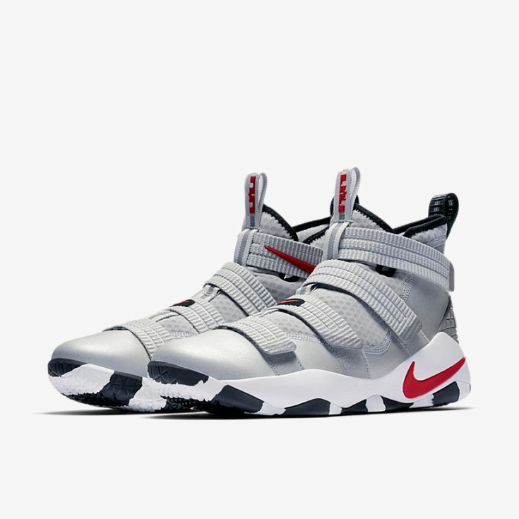 Lebron Soldier 11 Silver Bullet
