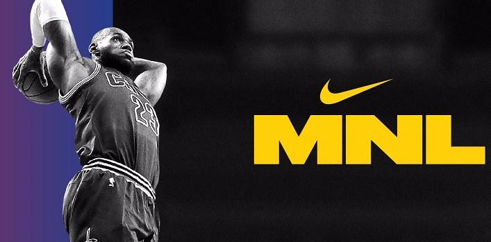 Nike Lebron in Manila 2017