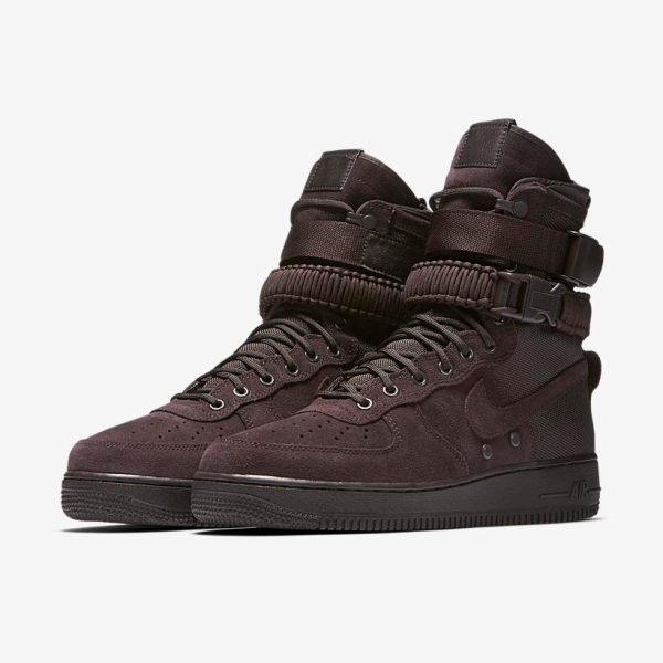 Nike SF AF-1 Urban Utility Velvet Brown_6