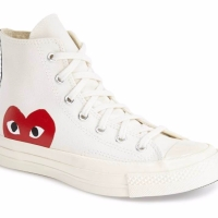 CDG Play x Converse collab for Chuck Taylor All Star 70s arrives in Manila