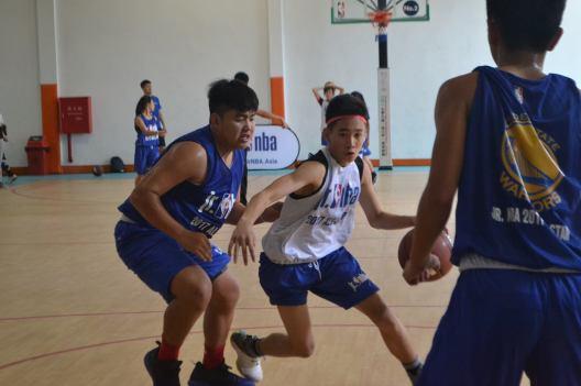 2017 JR. NBA ALL-STARS LIVE THE NBA EXPERIENCE IN SHANGHAI (5)