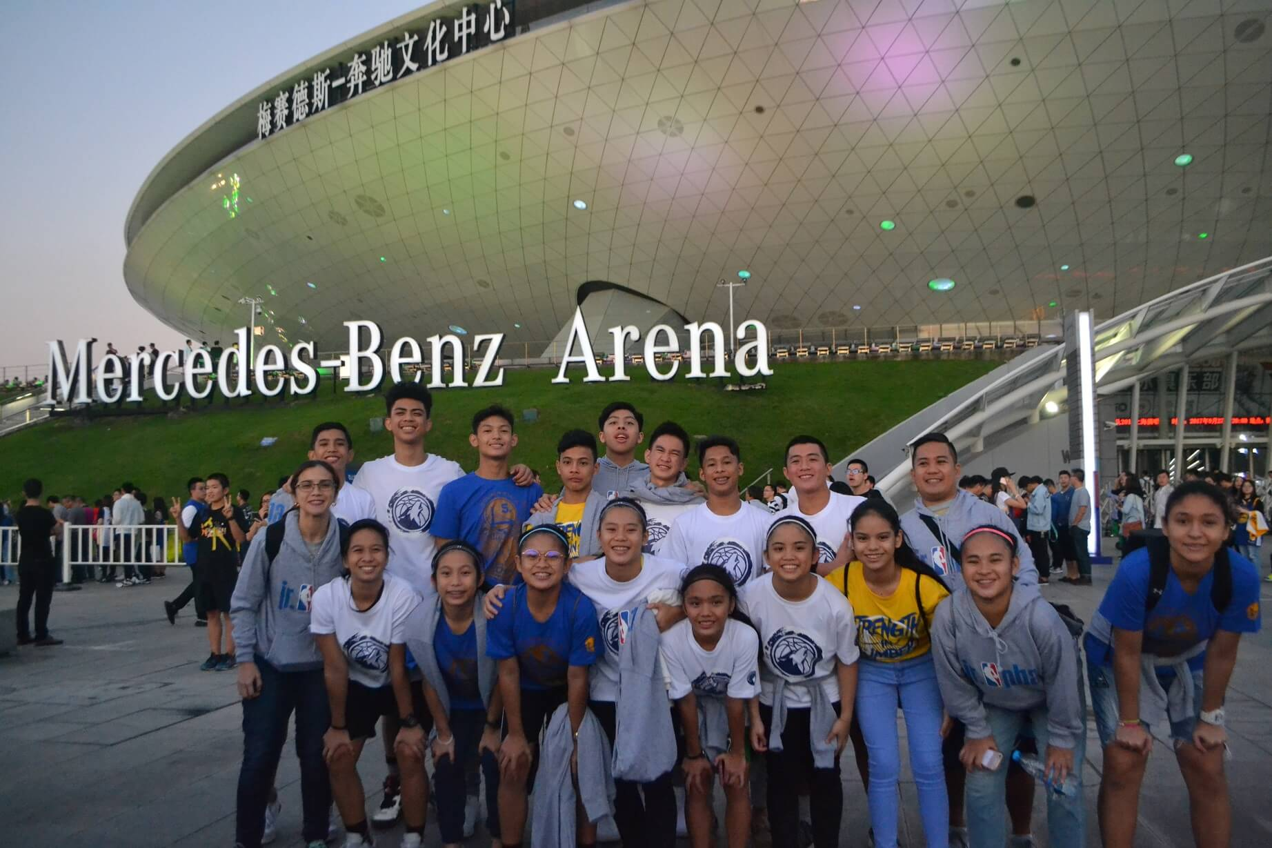 2017 JR. NBA ALL-STARS LIVE THE NBA EXPERIENCE IN SHANGHAI (6)