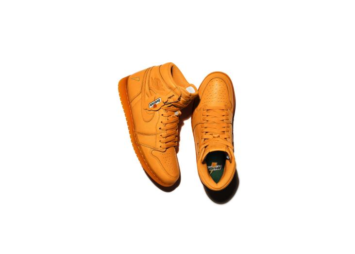 Air Jordan I OG High Gatorade Collection Orange