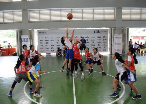 NBA Philippines sends seven boys and four girls from historic Regional Selection Camp to Manila (2)