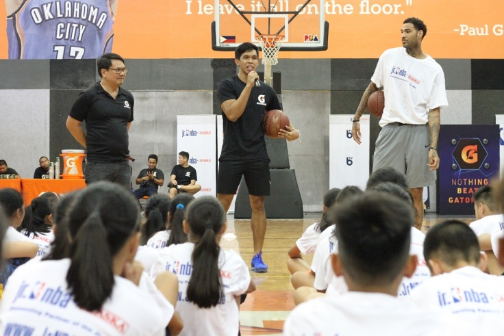 Jr. NBA All Star Thirdy Ravena inspires newest batch of Jr. NBA aspirants.JPG