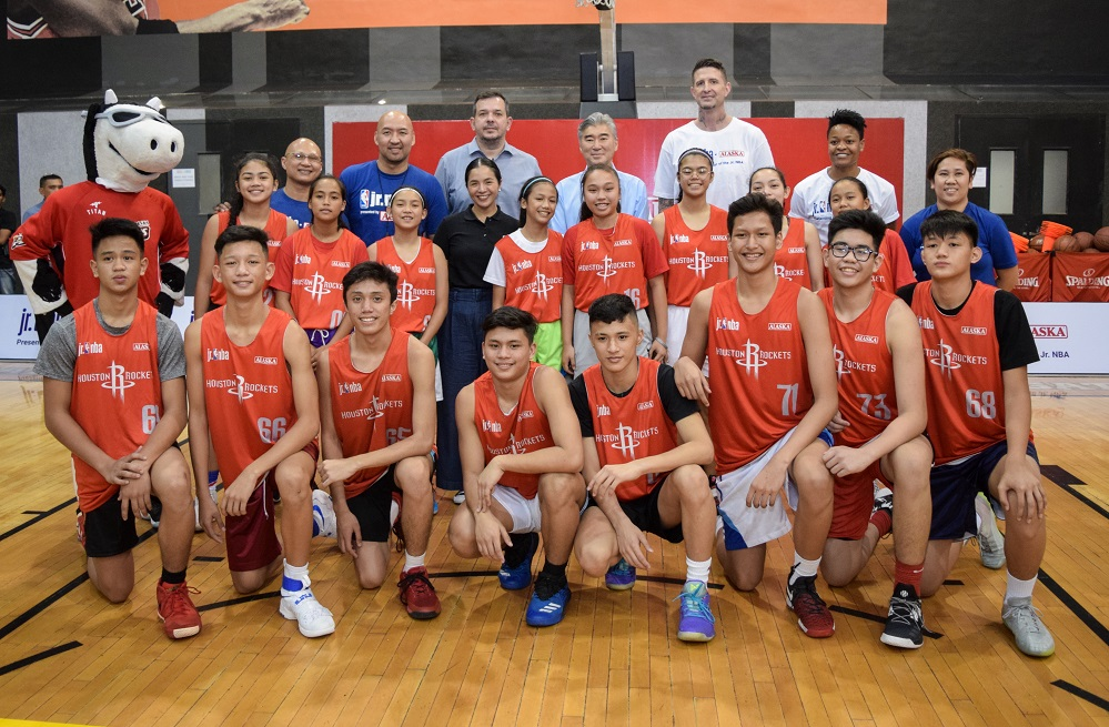 Jr. NBA All-Stars of the Jr. NBA Philippines 2018  got a special send-off this year from Alaska Milk.jpg
